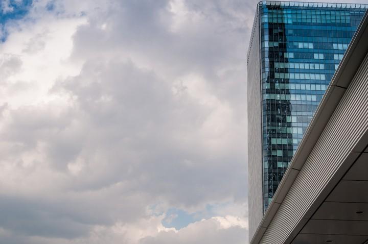 Office building in Tokyo