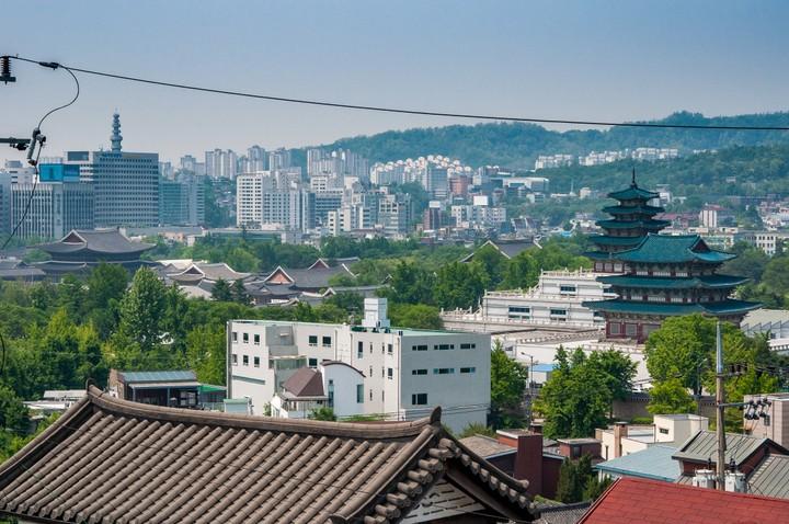Bukchon Hanok Village