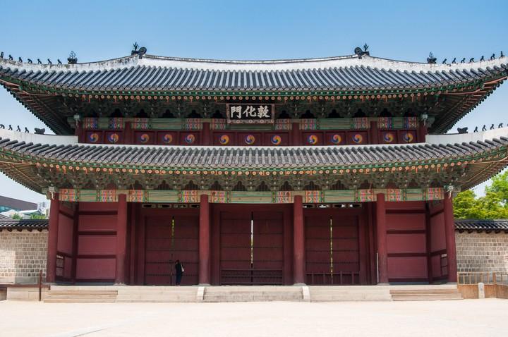 Temple in Seoul