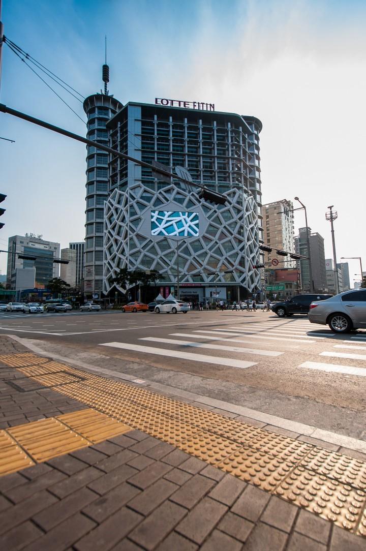 Lotte building