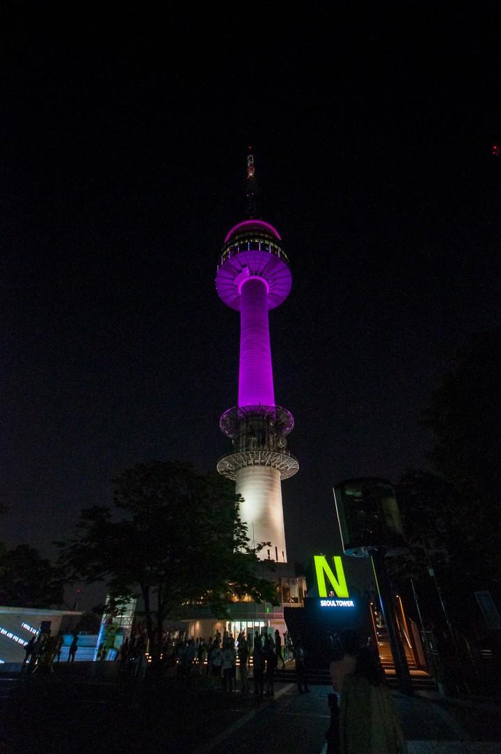 N-Seoul tower