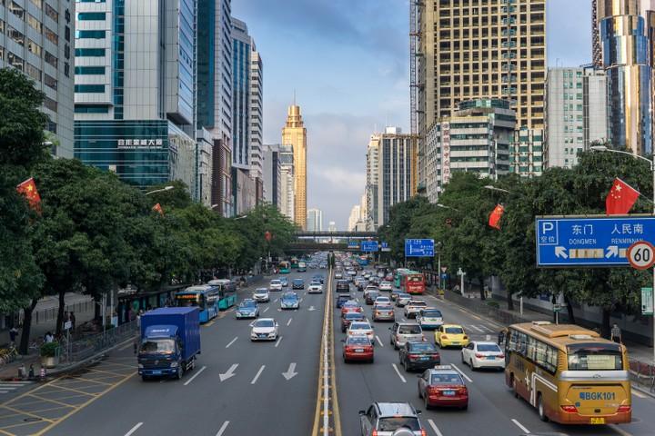 Shenzhen avenue