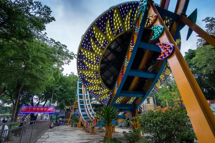 Shenzhen fairground