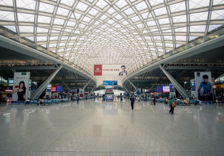 Guangzhou railway station
