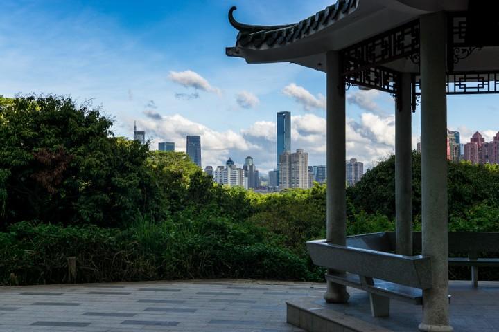 Shenzhen view