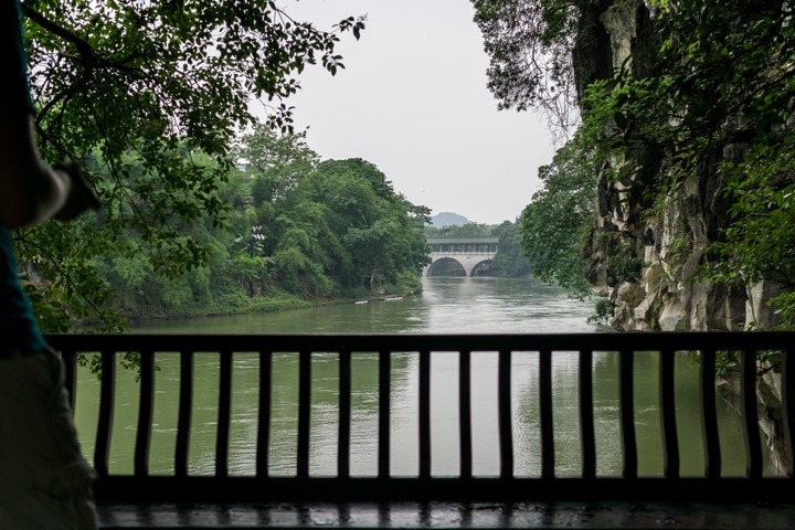View of Guilin river