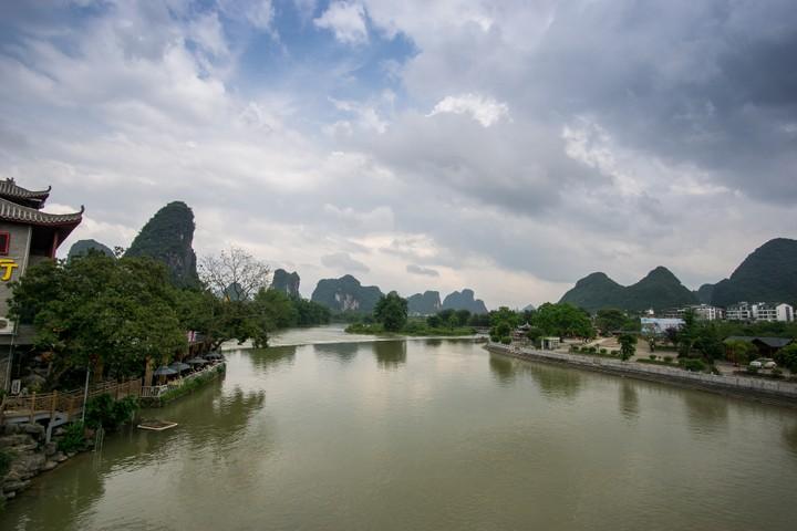 River near Yangshuo