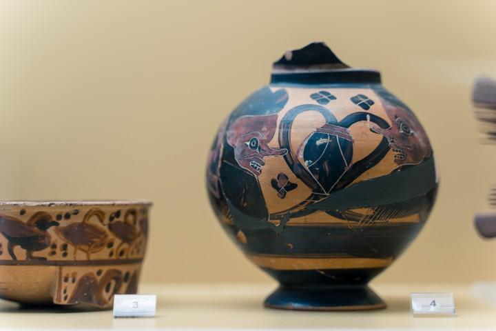 Stoa of Attalos relics