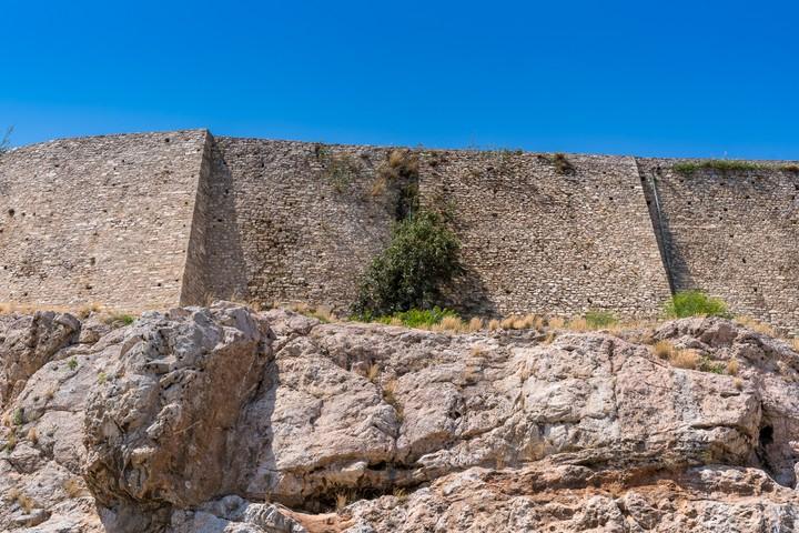 Acropolis walls