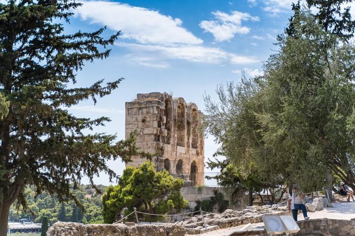 Odeon of Herodes Atticus Theatre