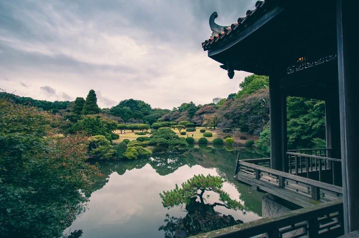 Shinjuku Garden