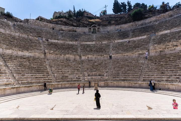 Roman Theatre Amman