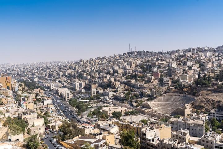 Amman city views