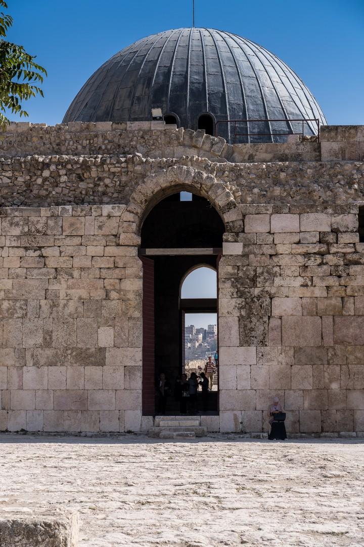 Palace Citadel Amman