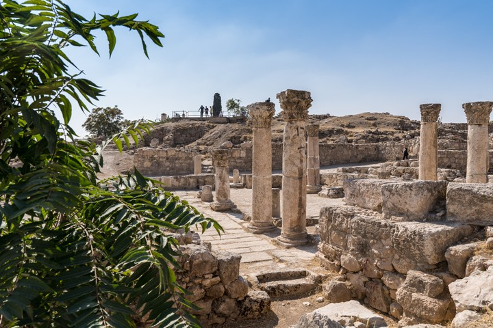 Byzantine Church Citadel Amman
