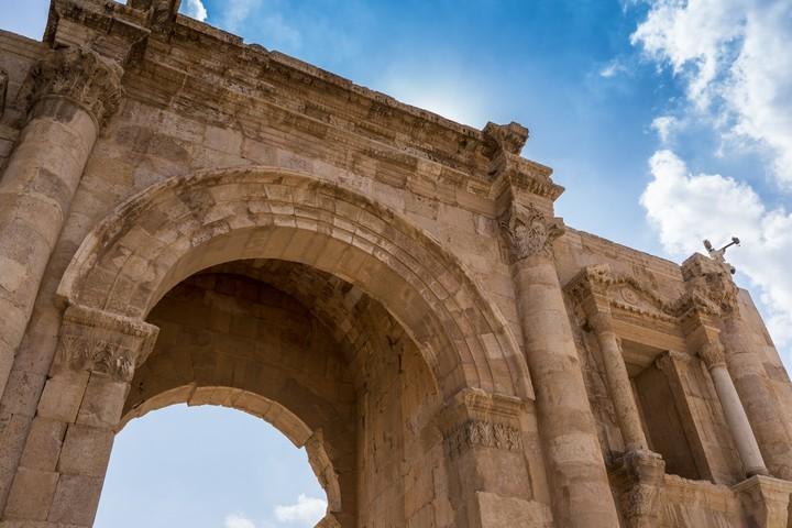 Hadrianus Triumph Gate