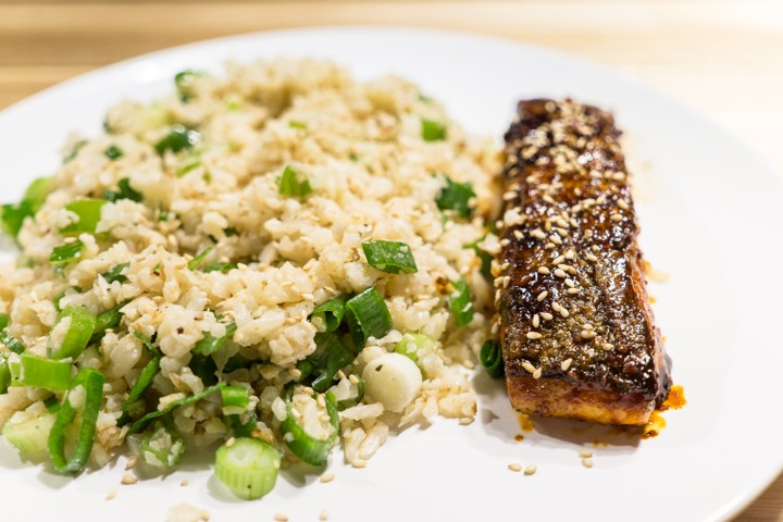 Picture of Firecracker Salmon Rice