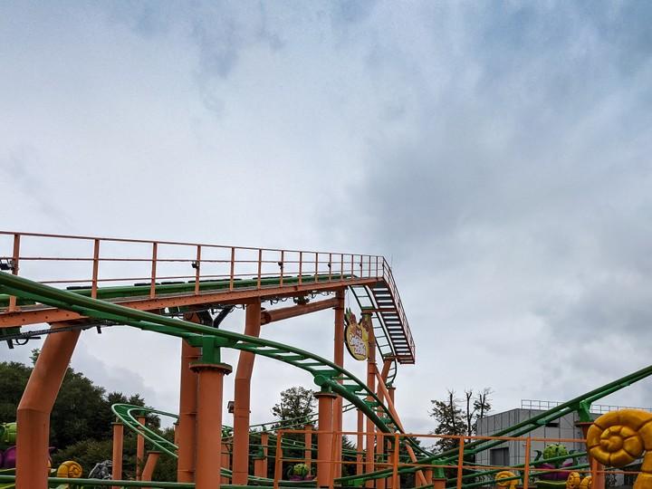 Energy coaster
