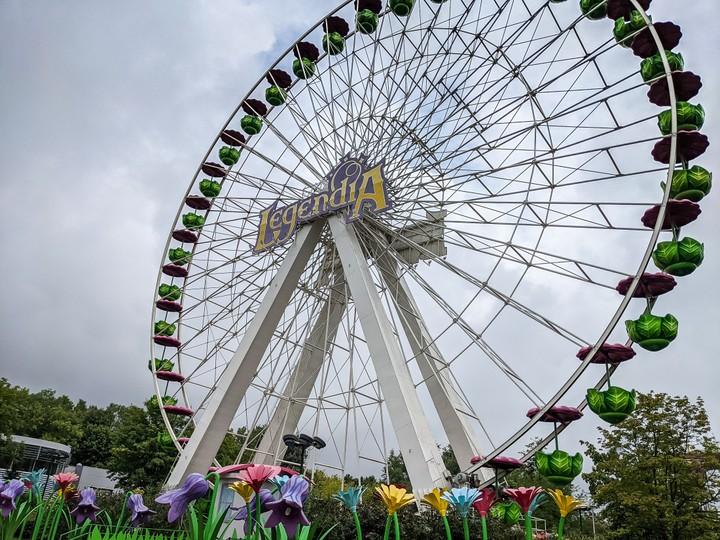 Ferris wheel Legendia