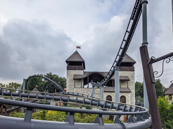 Lech coaster
