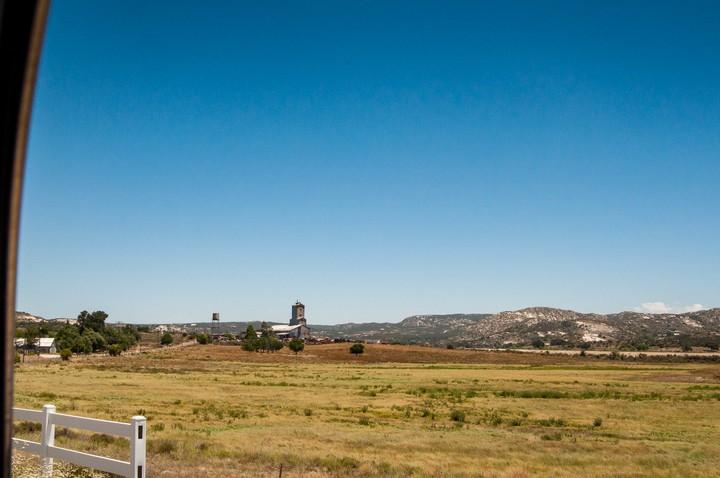 Farm in southern California