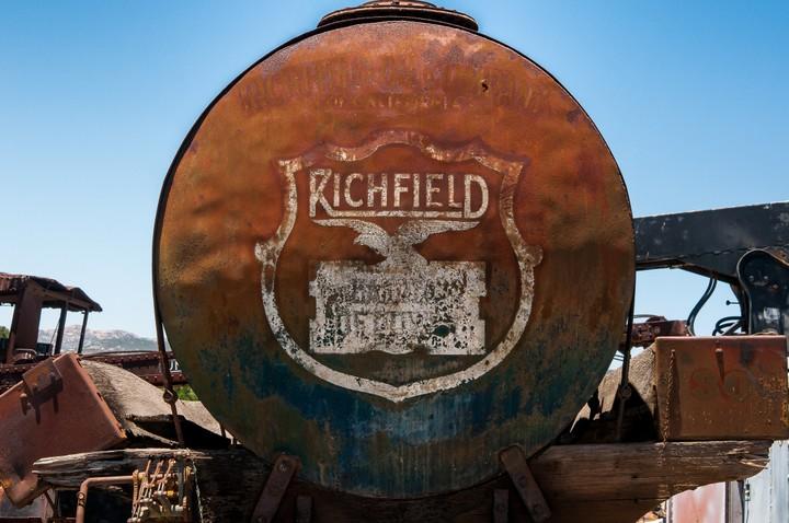 Richfield tanker