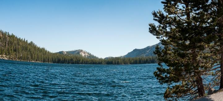Lake at Yosemite National Park