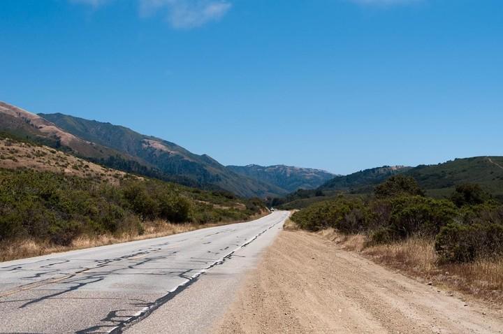 Highway One views